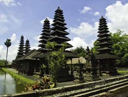 Temple of Bali Stock Photo - 12011654
