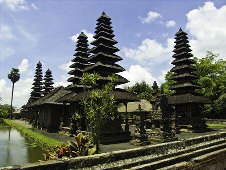 Temple of Bali Stock Photo - 12011654