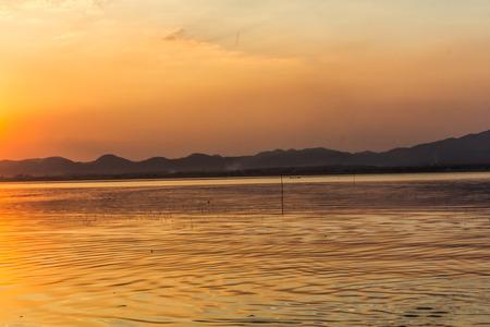 korat: Ta-knoy korat thailand sunset