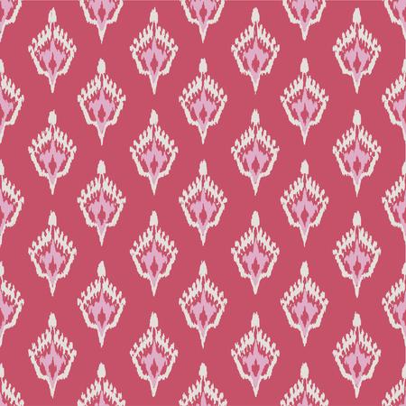Ikat tissu texture seamless pattern résumé fond vintage oriental Banque d'images - 81789247