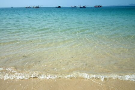 Rai Lay beach,  south of Thailand