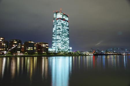 central bank: European Central Bank