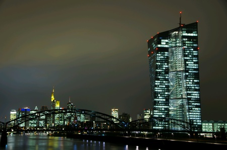 frankfurt: Frankfurt city landscape