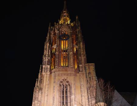 frankfurt: Frankfurt Cathedral