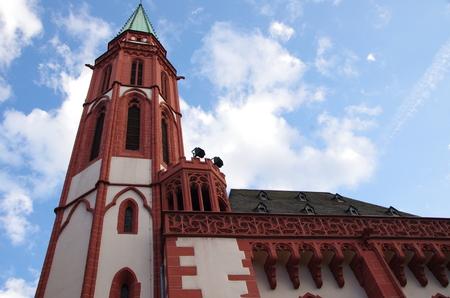 roemerberg: Old St Nicholas Church
