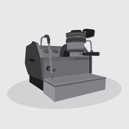 machine: espresso machine