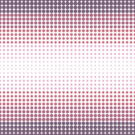 many coloured: seamless polka dots pattern background