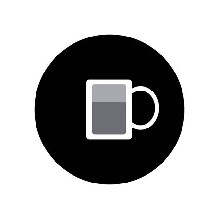 Vecteur d'icône de tasse Banque d'images - 67579924