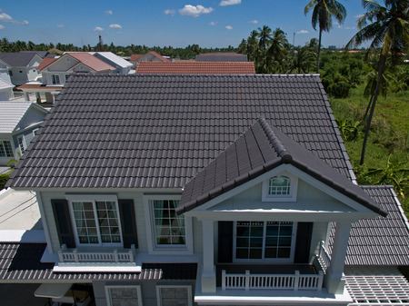 House Roof Tiles, New Styles and Colors