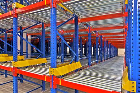 Warehouse shelving storage system shelving metal pallet racking
