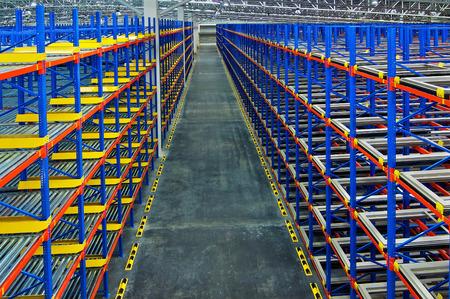 Pallet racking system for warehouse storage metal shelving distribution center
