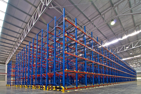 Warehouse industrial shelving storage system industrial shelving metal pallet racking