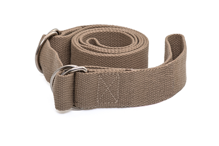 Yoga Mat Strap to carry mat and perform deep stretches Zdjęcie Seryjne