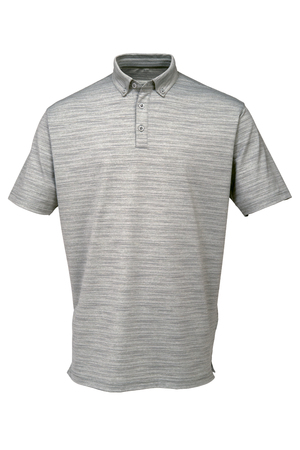Grey tee shirt for man or woman on white background