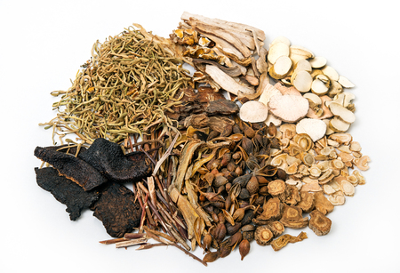 Traditional Chinese Medicine and Herbs Nature Alternative Zdjęcie Seryjne - 81706228