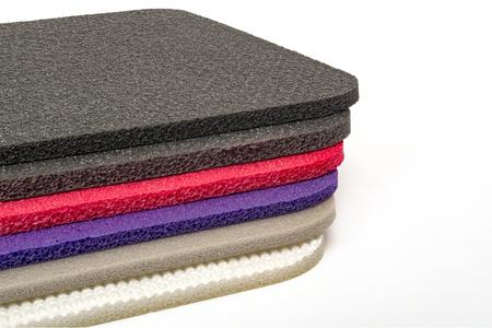 Multi type polyethylene foam shockproof material colourful foam sheets