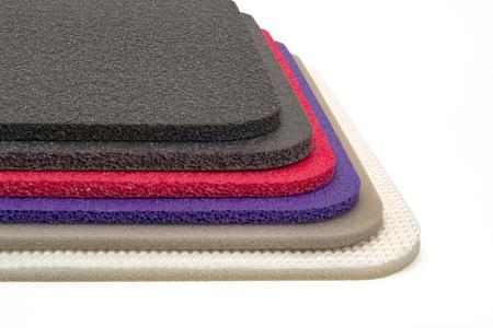 Polyethylene foam multi colour product shockproof multi type closed up