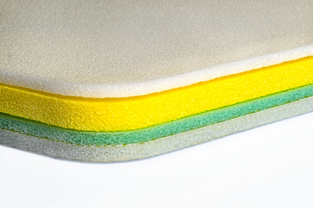 Multi type polyethylene foam shockproof material colourful foam sheets