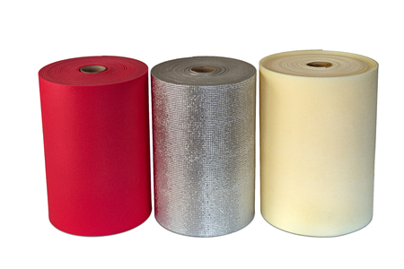 Polyethylene rolls  foam multi colour product shockproof multi type