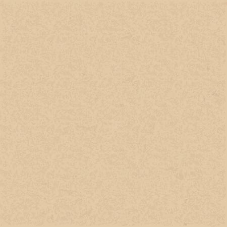 Texture di carta marrone per lo sfondo. Illustrazione vettoriale. Vettoriali