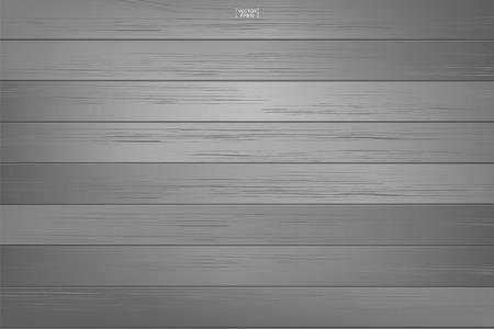 Wood texture background. Vector illustration.