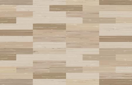 Houten patroon en textuur voor achtergrond. Vector illustratie.