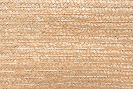 Close up wicker basket texture for use as background . Woven basket pattern and texture. Banque d'images - 113652834