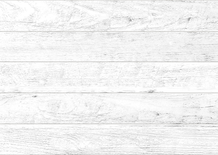 White natural wood wall background. Wood pattern and texture for background.
