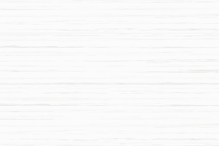 White wood plank texture for background. Vector illustration.