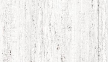 Weißes Holzmuster und Textur für den Hintergrund. Nahaufnahme. Standard-Bild