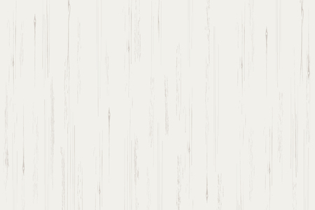White wood plank texture for background. Vector illustration. Zdjęcie Seryjne - 124292889