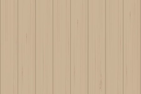 Brown wood plank texture for background. Vector illustration. Ilustracja
