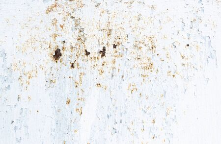 Rusted metal texture. Grunge vintage texture for background.