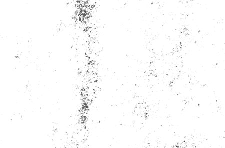 Vector scratch grunge texture background. Hand crafted vector texture. Overlay illustration over any design to create grungy vintage effect and depth. For poster, banner, retro and urban design.