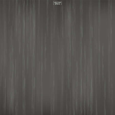 Dark wood pattern and texture for background. Vector illustration.