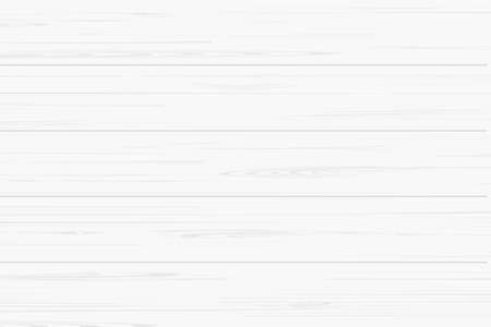 White wood pattern and texture for background. Vector illustration. 向量圖像