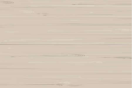Wood pattern and texture for background. Vector illustration.