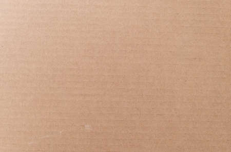 Brown cardboard sheet texture background. Texture of recycle paper box in old vintage pattern for background. Reklamní fotografie