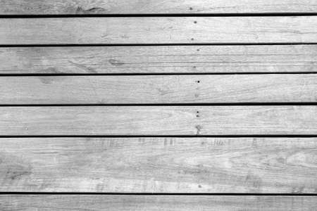 Black and white wood pattern and texture for background. Close-up image. Stockfoto