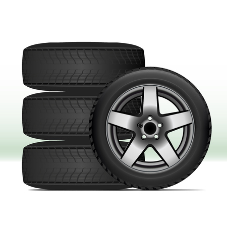 Realistic Summer Tire