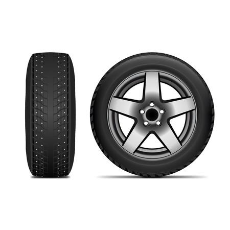 Realistic Winter Tire
