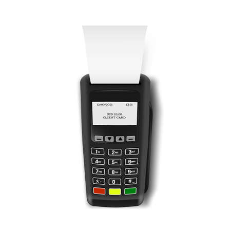 Terminal Cash Register Machine POS For Payments