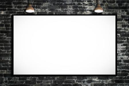 Chalkboard Wood Frame, Blackboard Sign Menu On Wooden Table And ...