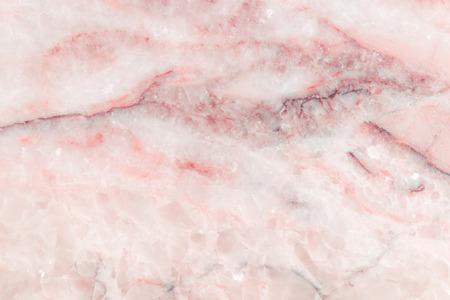 ピンクの大理石柄のテクスチャ背景、自然から詳細な実際の本物の大理石は、デザインや画像に大理石の表面効果の作成に使用できます。
