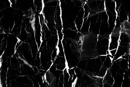Natural Black Marble Texture Background (Luxury Wallpaper Patterns, Can be used for creating a marble surface effect for interior wallpaper design ideas) Stock Photo - 77506216