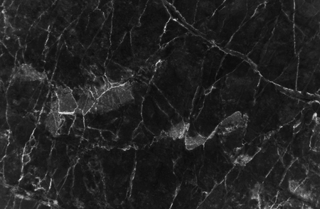 veining: Black and dark marble texture shot through with white deep veining (Pattern for backdrop or background, Can also be used create surface effect to architectural slab, ceramic floor and wall tiles) Stock Photo