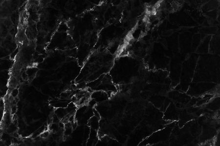 veining: Black marble texture shot through with subtle white veining (Natural pattern for backdrop or background, Can also be used create surface effect to architectural slab, ceramic floor and wall tiles)