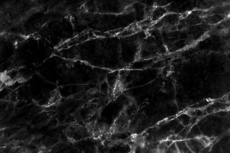 검은 대리석 질감 (벽지, 배경 또는 배경을위한 자연 패턴 및 웹 배너 또는 명함으로 사용하거나 건축 또는 장식 디자인을위한 표면 효과 생성)