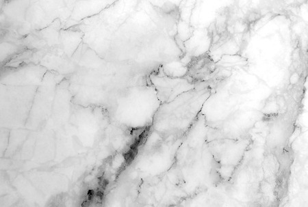 White grey marble texture (Pattern for wallpaper, backdrop, or background, and can also be used as a web banner, or business card, or as create surface effect for architecture or product design) Stok Fotoğraf - 81111034
