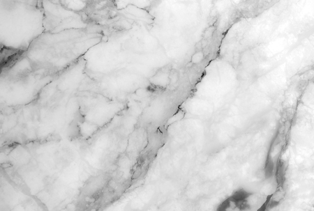 White grey marble texture (Pattern for wallpaper, backdrop, or background, and can also be used as a web banner, or business card, or as create surface effect for architecture or product design) Archivio Fotografico